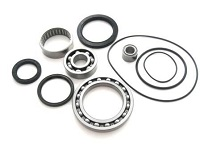 Front Upper A Arm Bearings Bushings Seals Kit Yamaha YFM35X 350 Wolverine 2006-2009