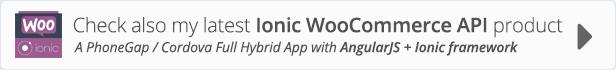 Mobionic - PhoneGap / Cordova Full Hybrid App - 3