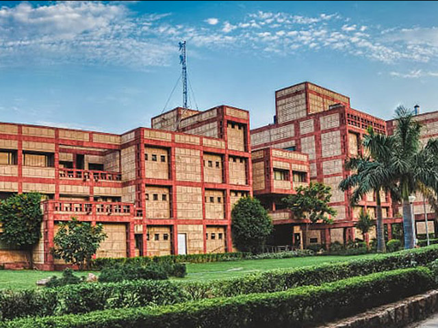 ICGEB  (International Centre for Genetic Engineering and Biotechnology), New Delhi Image