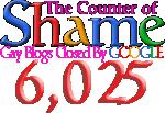 Shame Counter