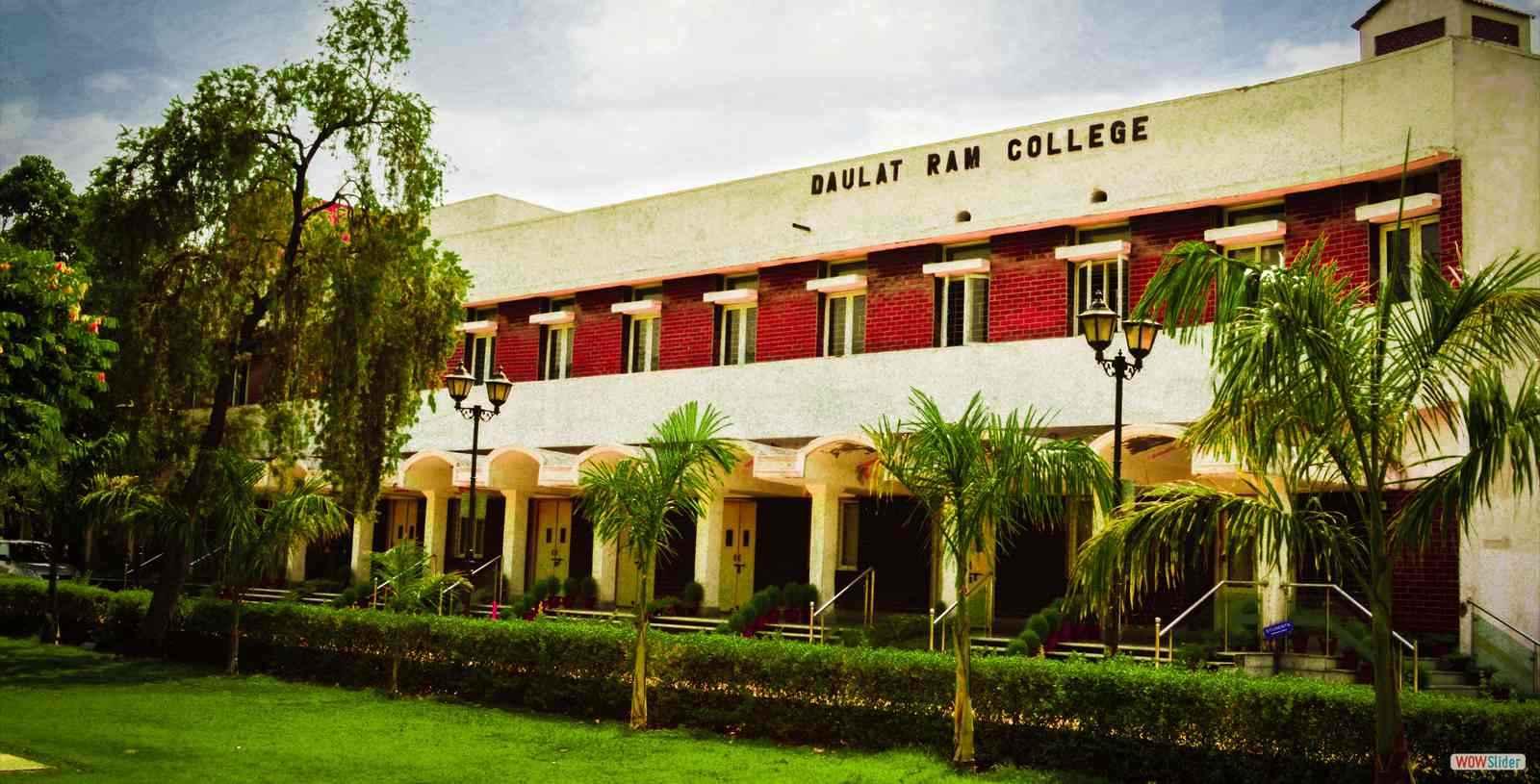 Daulat Ram College, Delhi