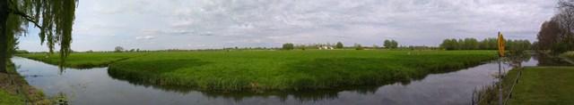 Panorama-natuur