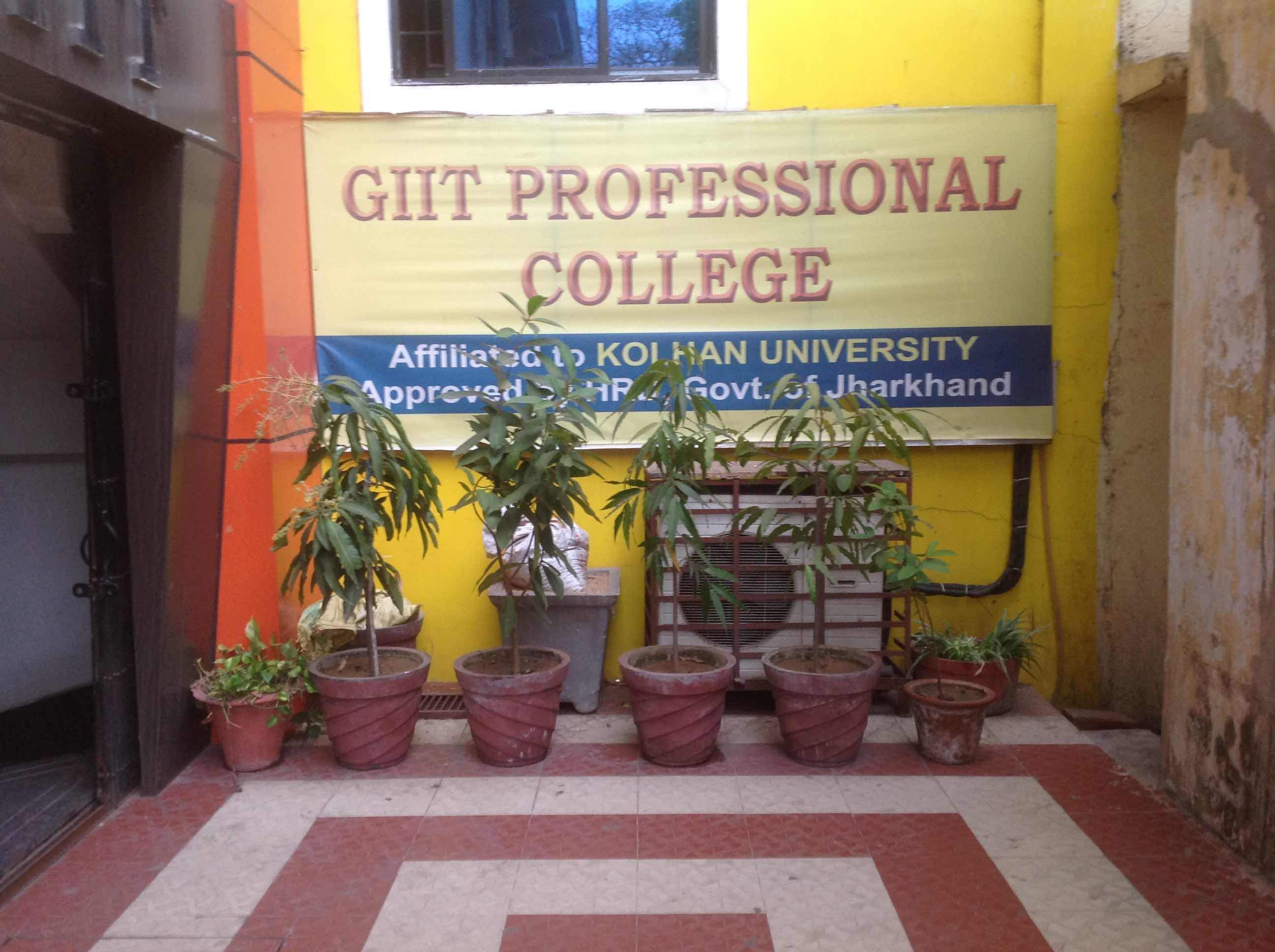 GIIT Professional College, Jamshedpur