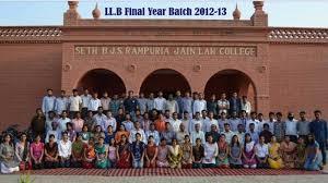 B.J.S. Rampuria Jain Law College, Bikaner