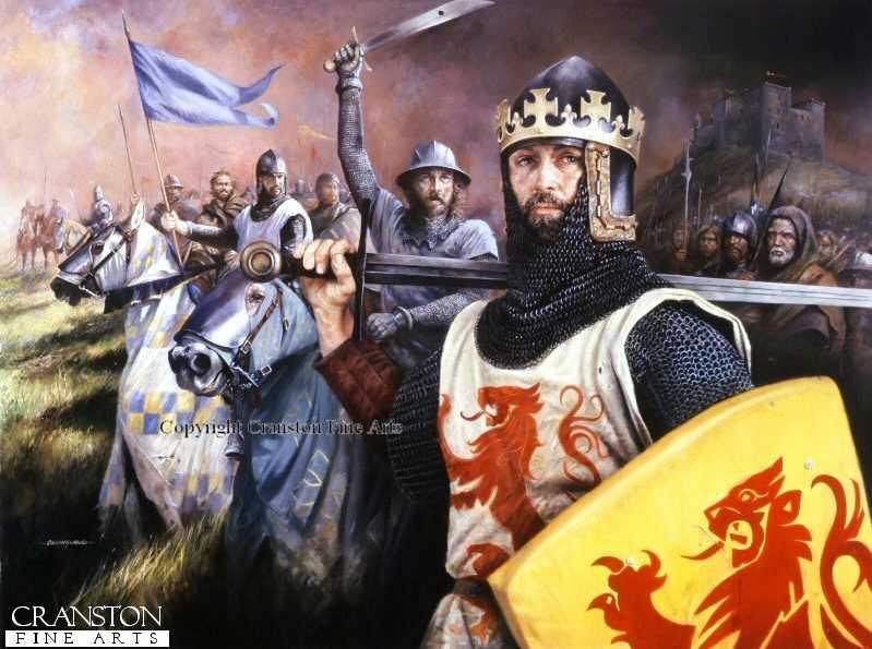 Brian Palmer. The Battle of Bannockburn