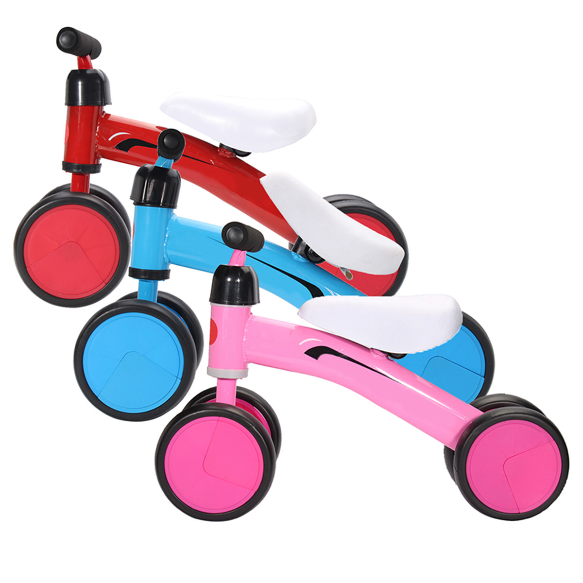 Other Toys Sports Kids Balance Bike Push Trainer Toddler