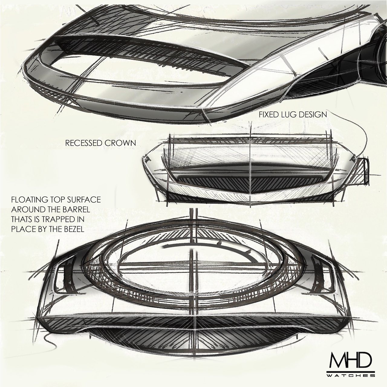 MHD Watches introduces new motorsport inspired MHDSA2