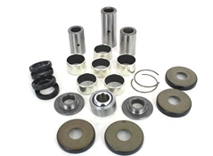 Rear Suspension Linkage Bearings and Seals Kit Yamaha YFM660R Raptor 660 2001