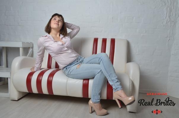 Photo gallery №6 Ukrainian girl Liza