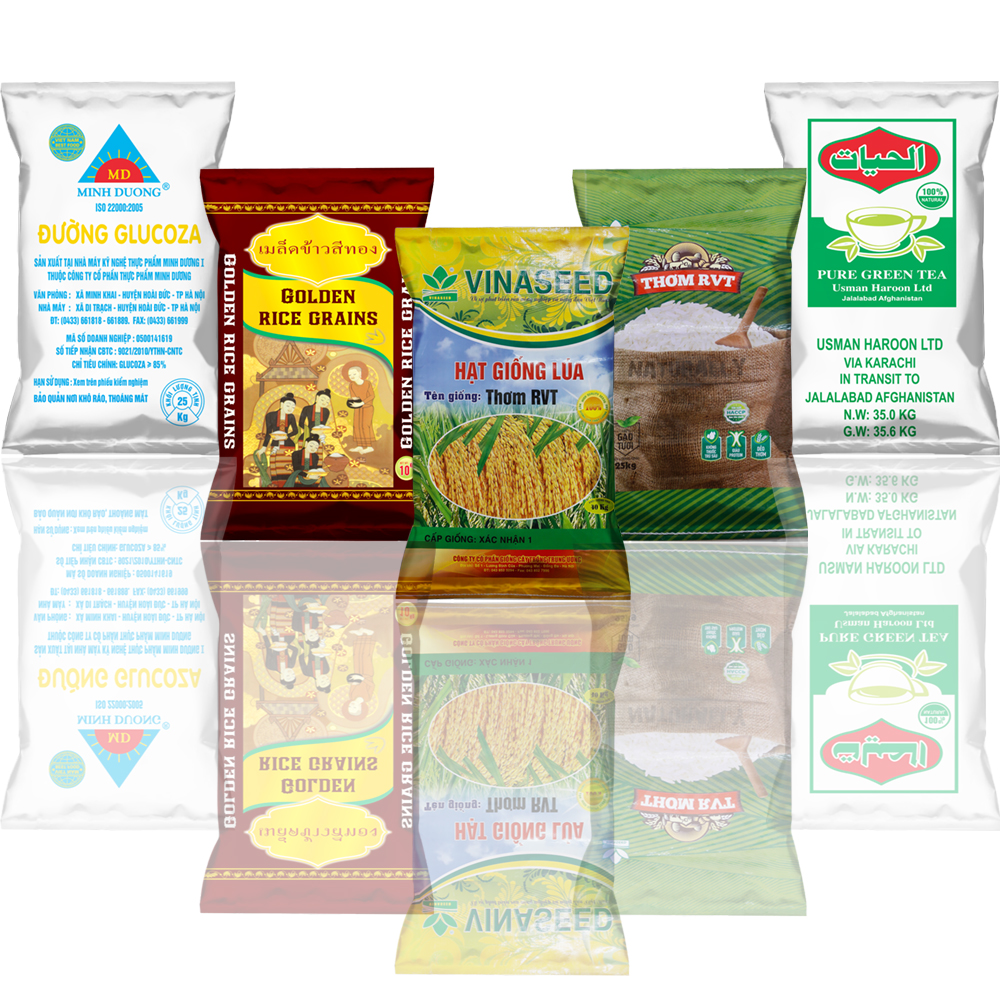 Food & agriculture packaging bag