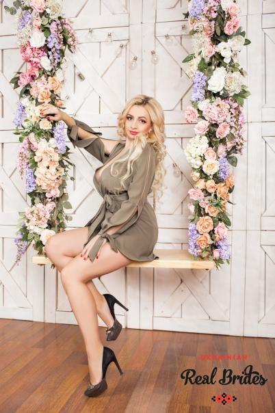 Photo gallery №1 Ukrainian bride Anna