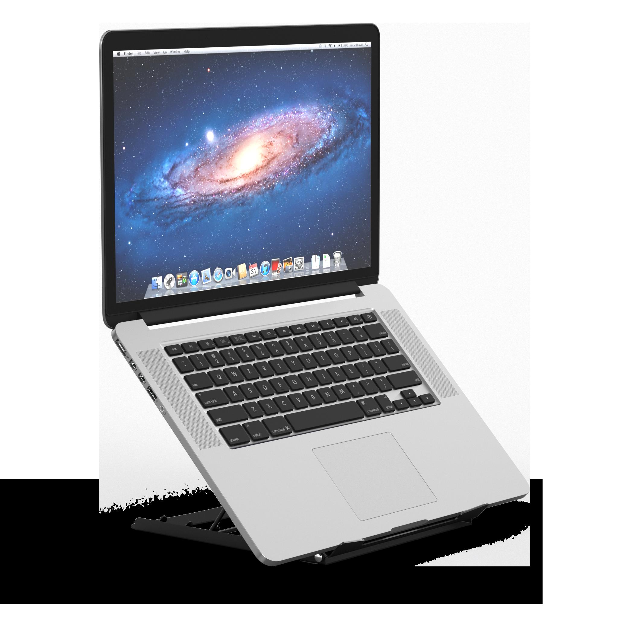Laptopverhoger opvouwbaar