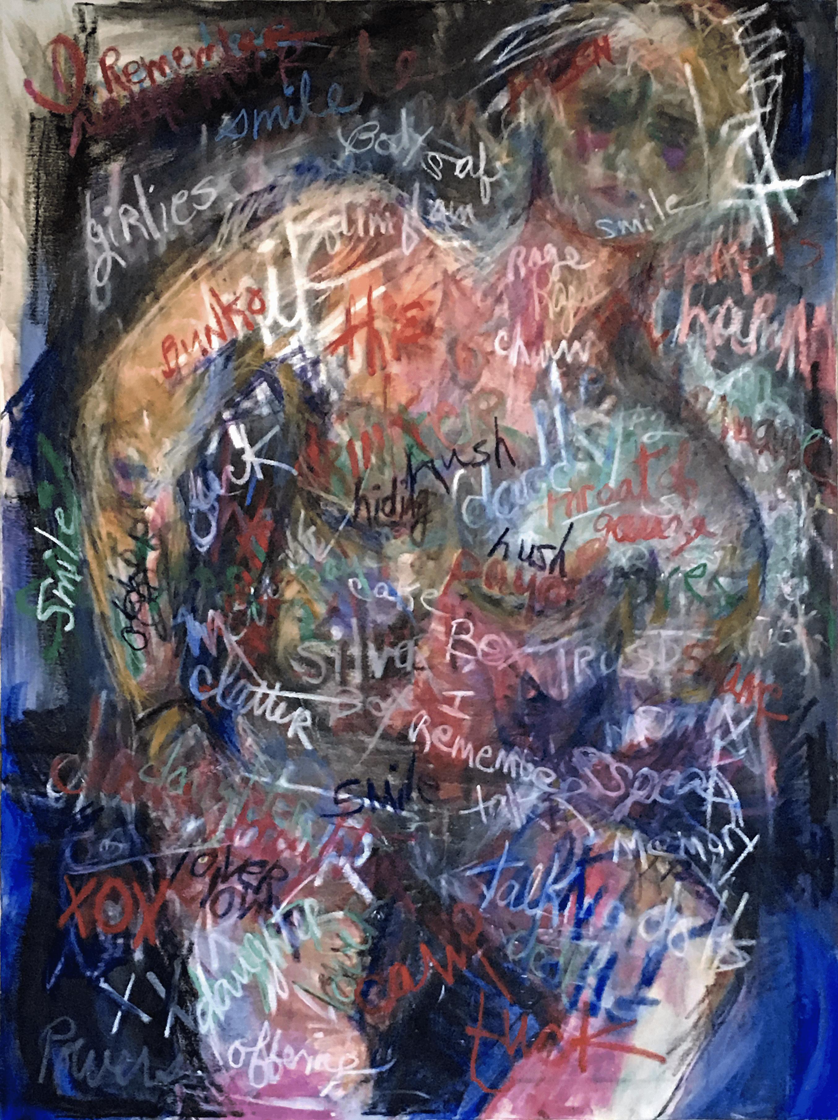 1989—2017 Graffiti