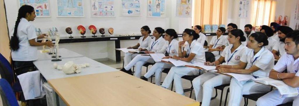 Saraswati Professional and Higher Education College Of Nursing, Mohali Image