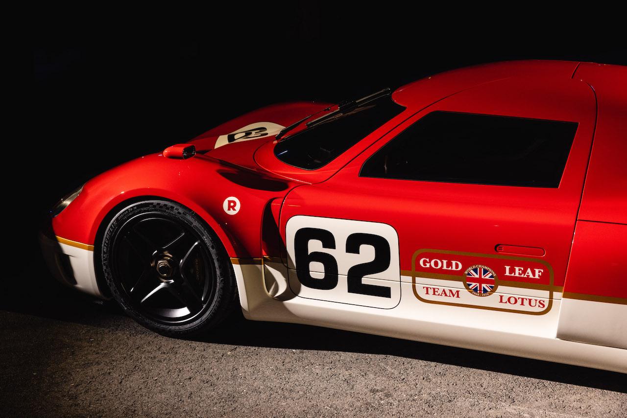 Radford Gold Leaf Type 62-2 makes public debut at Quail Lodge