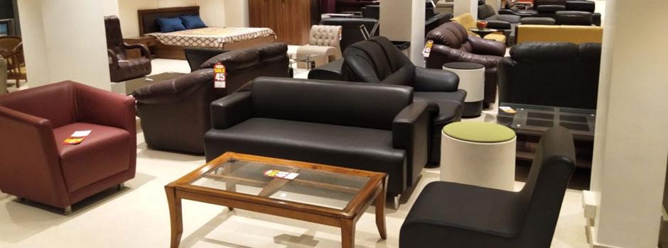 Durian Furniture Ahmedabad Store