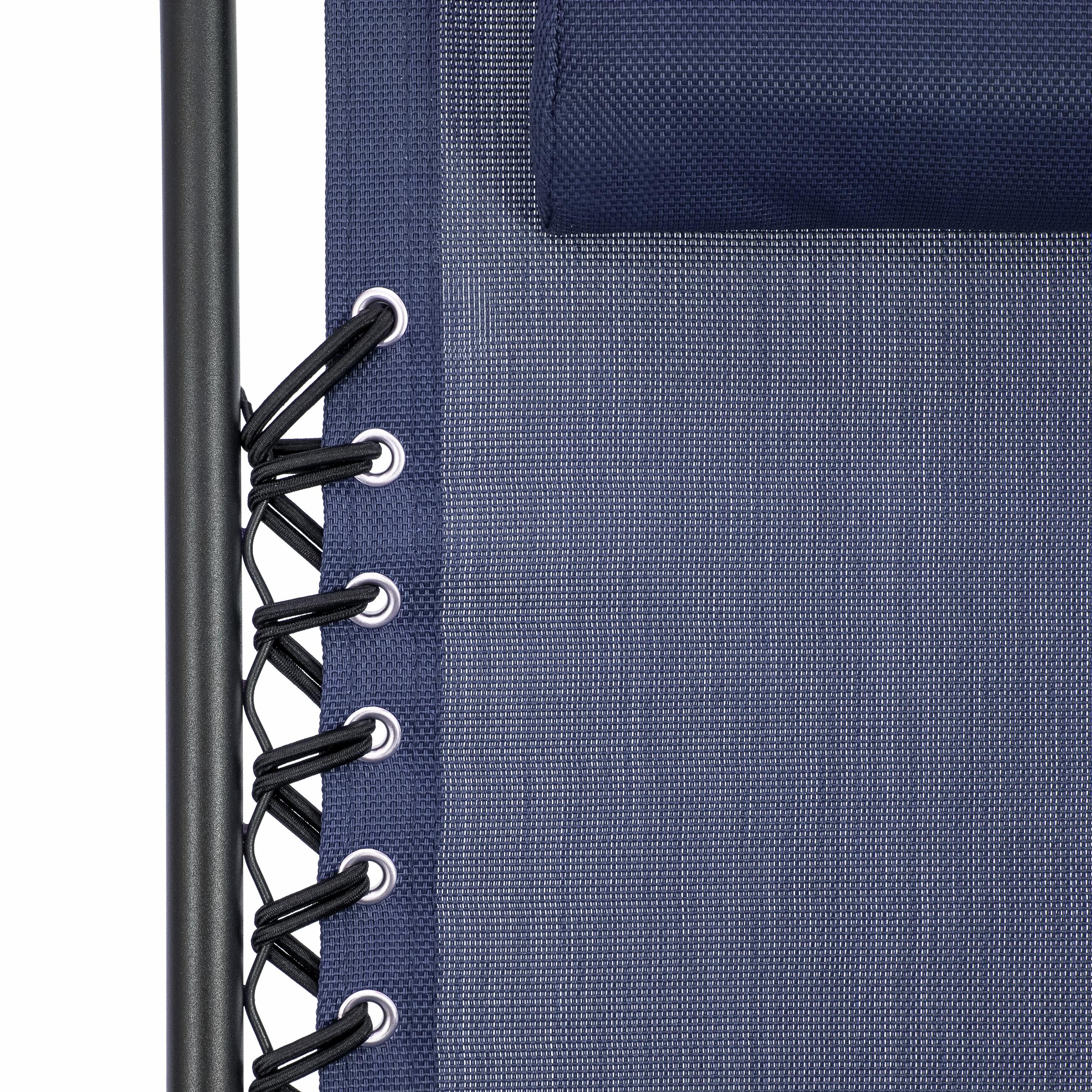 BCP-Foldable-Zero-Gravity-Patio-Rocking-Lounge-Chair thumbnail 27