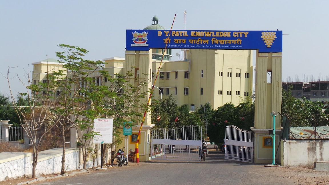 Ajeenkya D.Y. Patil University, School of Engineering
