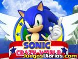 Online game Sonic Crazy World