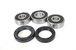 Rear Wheel Bearings and Seals Kit Honda CBR125R 2004 2005 2006 2007 2008 2009