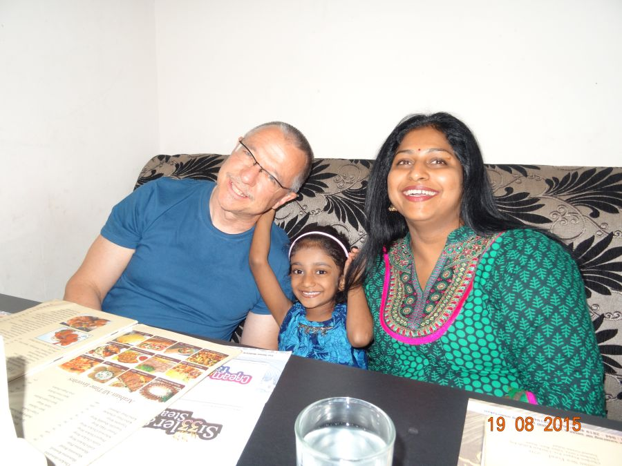 my indian family