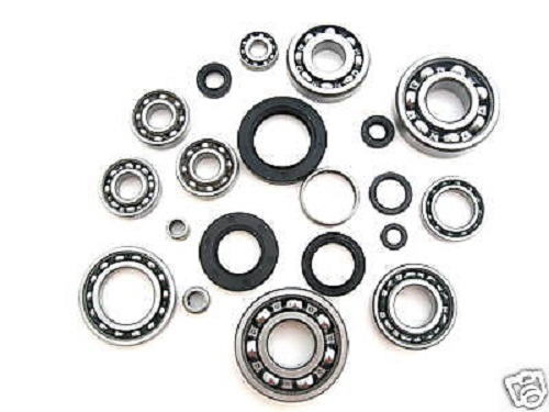 Honda ATC250R 1985-86 Engine Bottom End Bearings and Seals