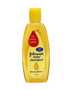 Johnson's Baby Shampoo No More Tears, 100 ml
