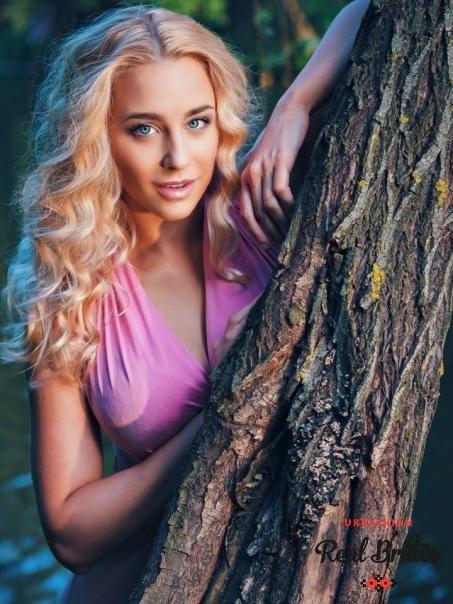 Photo gallery №1 Ukrainian bride Sofiya