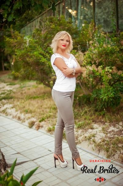 Photo gallery №4 Ukrainian women Ludmila