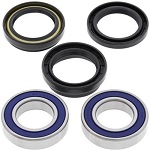 Front Wheel Bearings and Seals Kit YFM400 Grizzly IRS 2007-2008