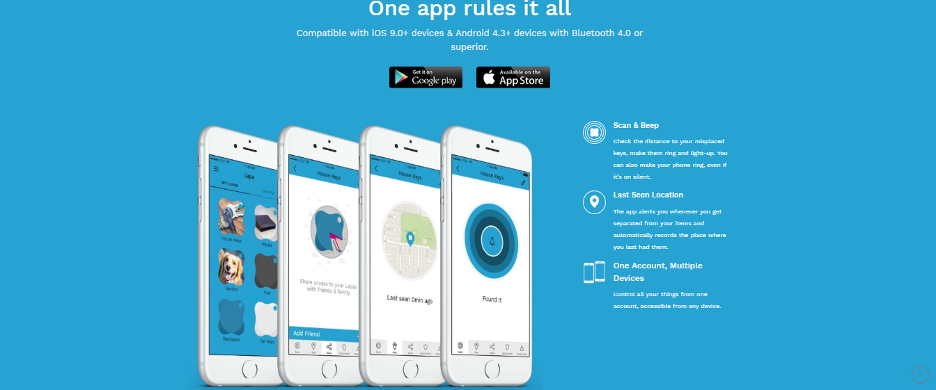 lapa app