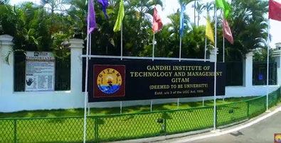 GITAM Institute of Technology, Visakhapatnam Image
