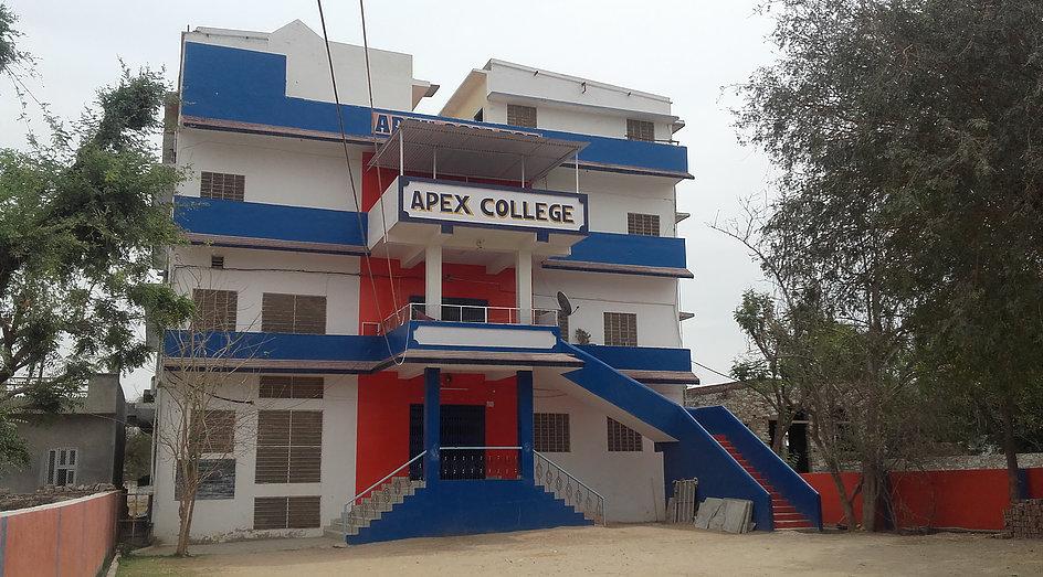 Apex College, Makrana Image