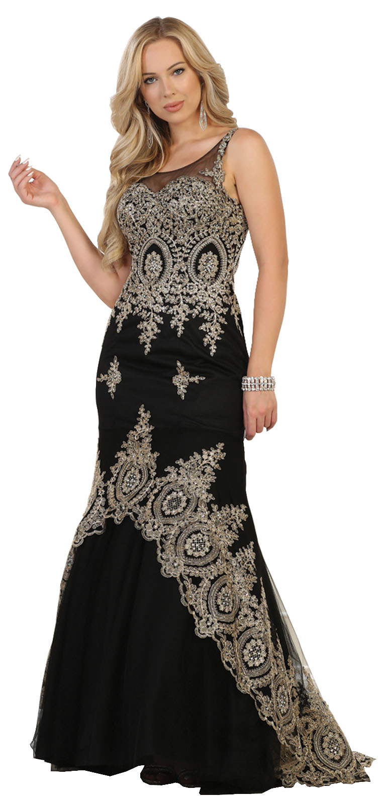 Prom Queen Evening Gown Formal Pageant Dresses Special