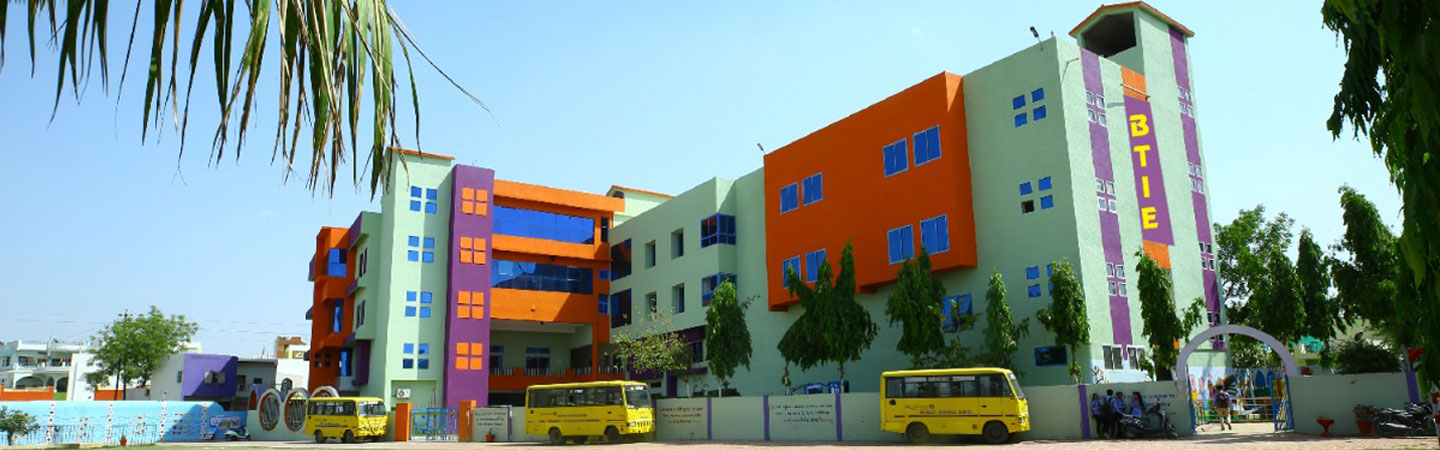 B. T. Institute of Excellence, Sagar Image