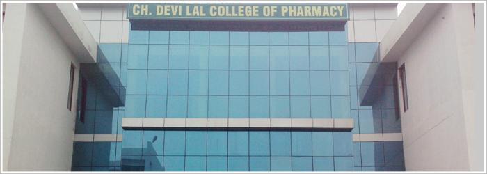 Ch. Devi Lal College Of Pharmacy, Yamunanagar