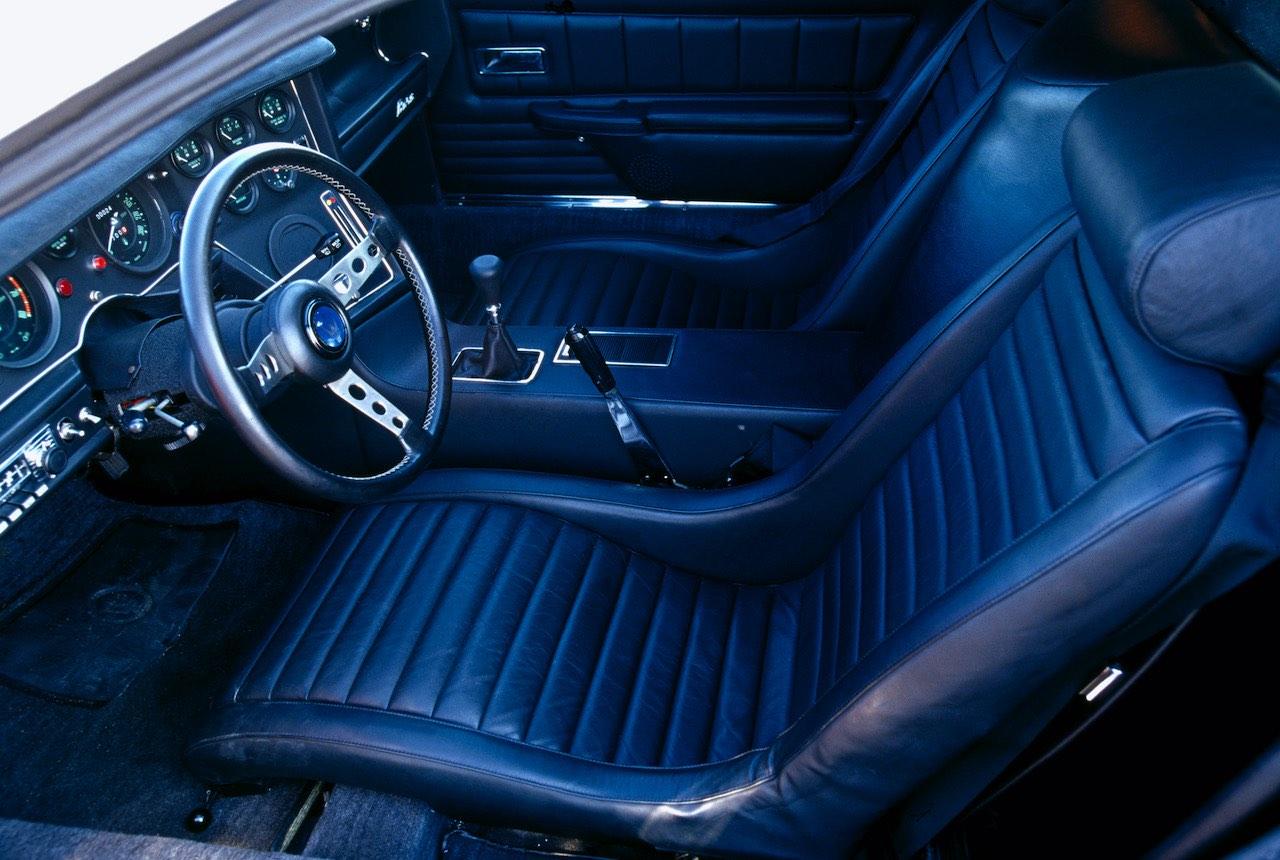Maserati celebrates 50 years of the mighty Bora