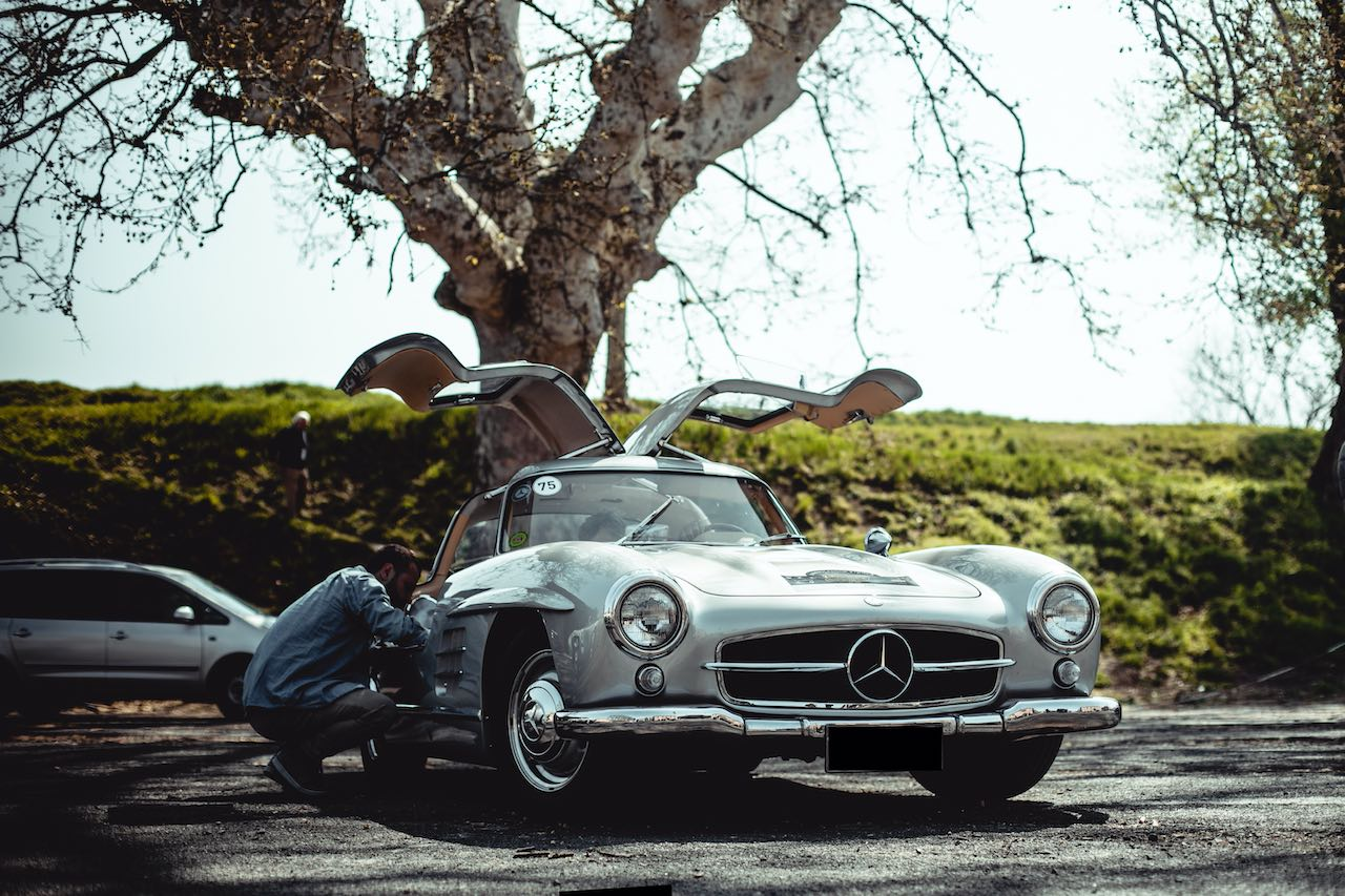 The Outlierman launches new classic car rental platform