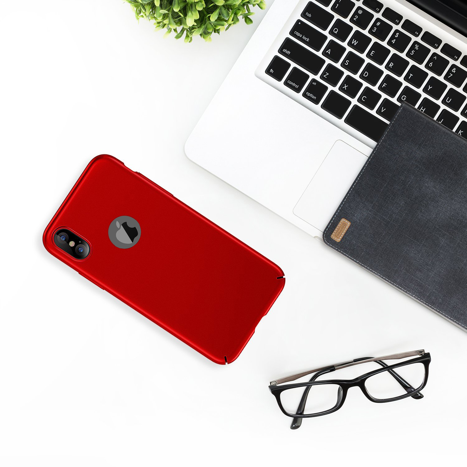Thin-Slim-Hard-Case-Tempered-Glass-Cover-For-Apple-iPhone-X-XS-XR-Max-10-8-7-6s miniatuur 32