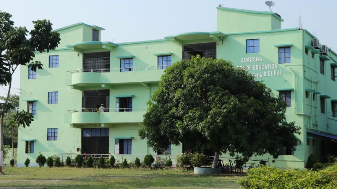 Adarsha College Of Education, 24 Parganas (n)