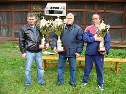 2011г. Награждение участников голубиных гонок по итогам сезона