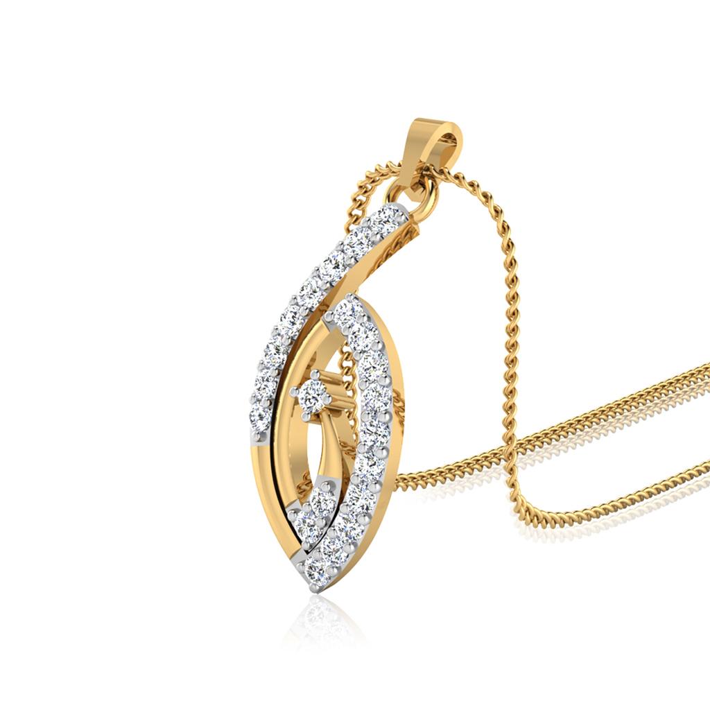 The Ananiya Diamond Pendant