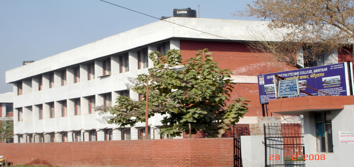 GOVERNMENT POLYTECHNIC COLLEGE, AMRITSAR Image