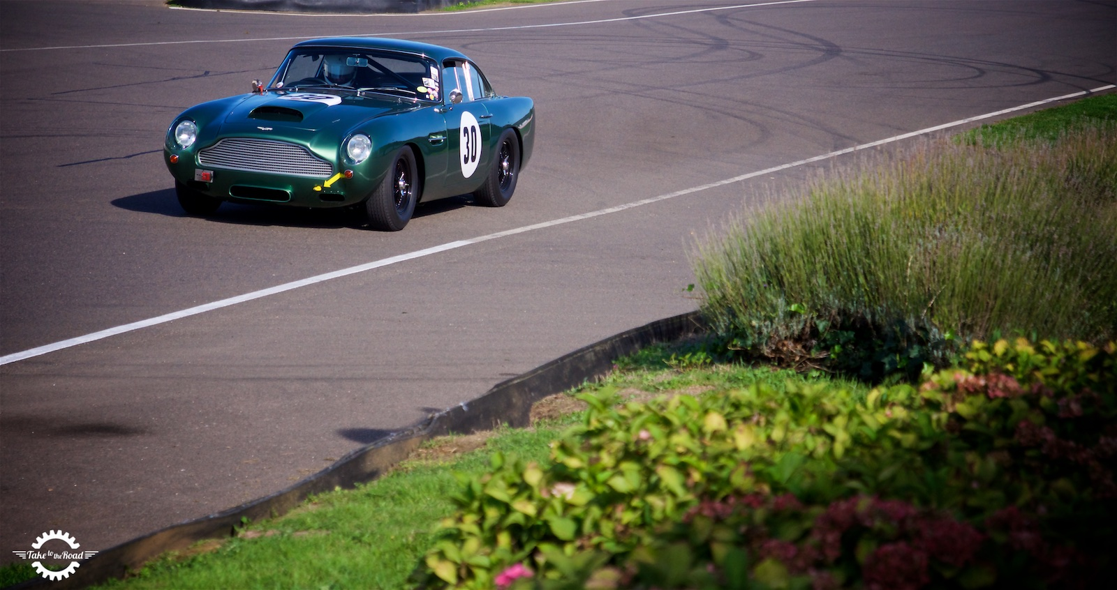 Festival of Speed Central Feature to celebrate Aston Martin