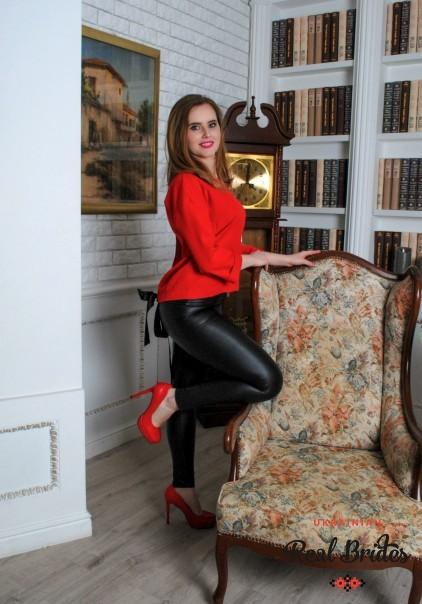 Photo gallery №5 Ukrainian lady Zoia