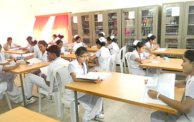 School Of Nursing Padhar Hospital