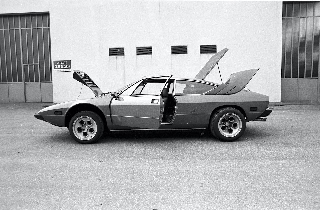 Lamborghini celebrates 50 years of the Urraco