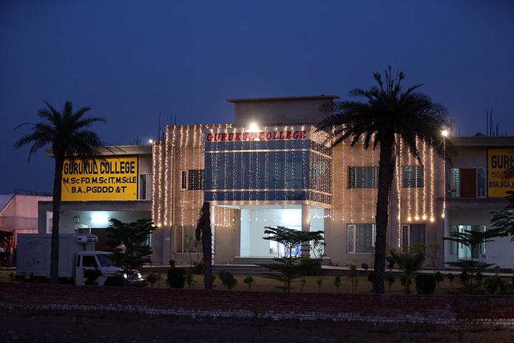 Gurukul College Image