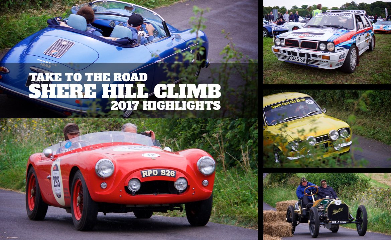 Shere Hill Climb 2017