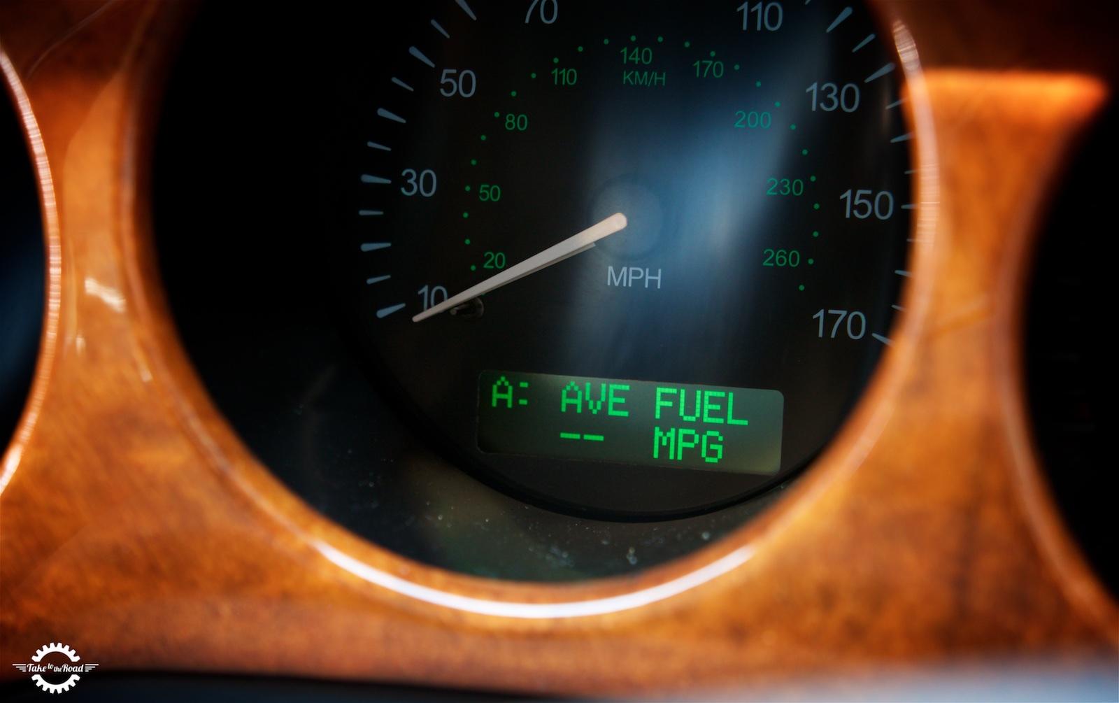 Take to the Road Jaguar XJ8 Redex Trial Part 3